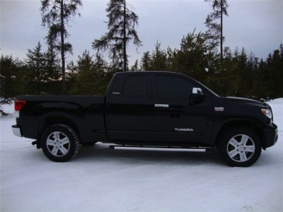 2010 Toyota Tundra Limited Crew 4WD