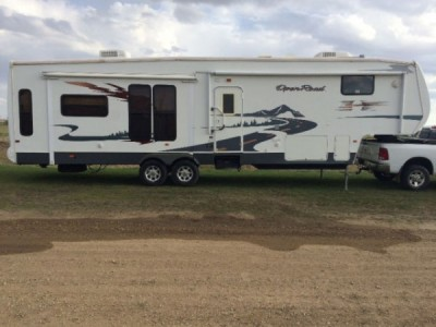 2008 Pilgrim Open Road 357RL