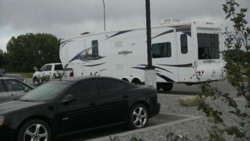 2012 Heartland Big Horn 36985