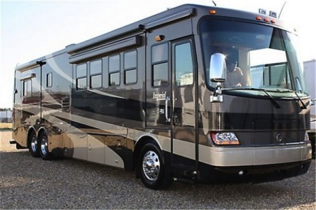2005 Monaco Holiday Rambler Imperial 40