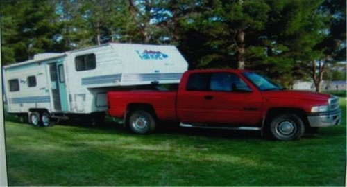 2000 Thor 21MB 5TH Wheel