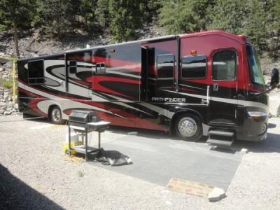 2007 Coachman Pathfinder 384TS