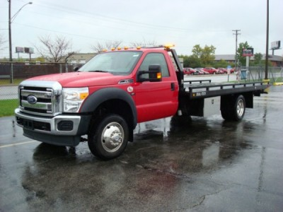 2011 Ford F-550 XLT Flatbed