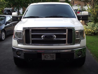 2009 Ford F-150 SuperCrew Lariat 4WD