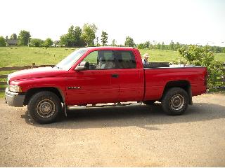 2001 Dodge Ram 2500 Turbo Diesel