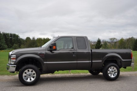 2008 Ford F-350 SD Ext Cab Lariat 4WD TD