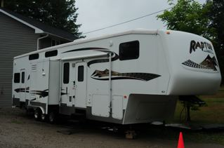 2006 Keystone Rapter 3712 Toy Hauler