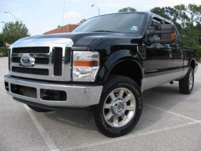 2008 Ford F-250 SUPERDUTY CREW CAB