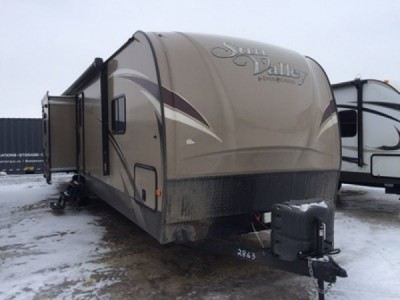 2014 Evergreen Sunvalley 300BHSL