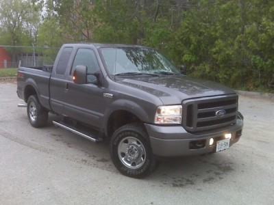 2006 Ford F-250 SD Extended Cab 4WD