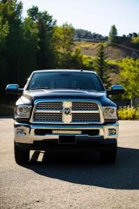 2014 Dodge Ram 2500 Laramie Mega Cab 4x4