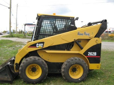 2005 Caterpillar Skid Steer 262B