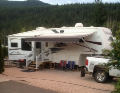 2007 Forest River Cedar Creek 37RDTS