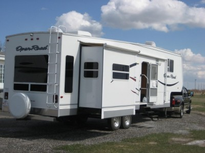 2005 Pilgrim Open Road 357 RLDS