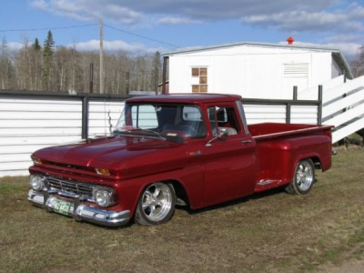 1962 Chevrolet Custom Pickup