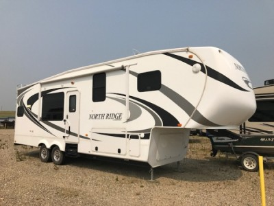 2011 Coachmen North Ridge 290RKD