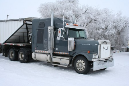 2007 Western Star 4900 EX  Low Max
