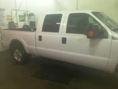 2011 Ford F-250 SD XLT