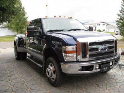 2008 Ford F-350 SD Lariat Ext Cab DRW 4WD