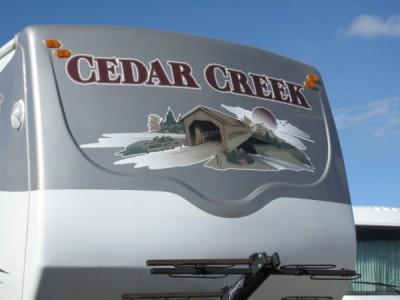 2008 Cedar Creek 362BSA Custom Package