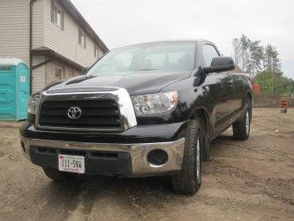 2008 Toyota Tundra SRS 4WD