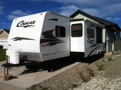 2007 Keystone Cougar Trailer