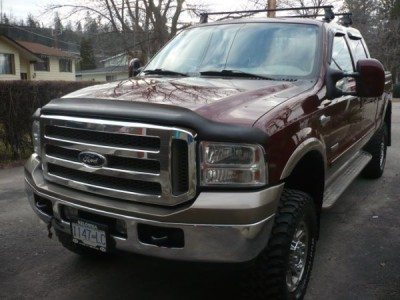 2005 Ford F-350 SD KING RANCH