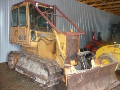 1986 Case 450C