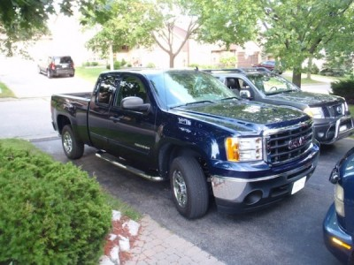 2010 GMC Sierra 1500 Ext Cab Nevada Edition