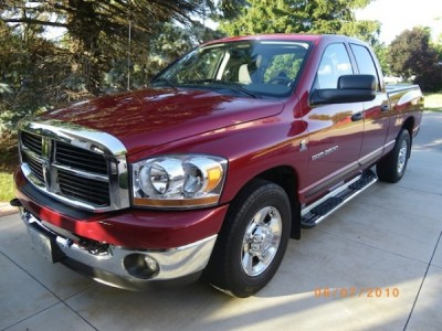 2006 Dodge Ram 2500 TURBO DIESEL