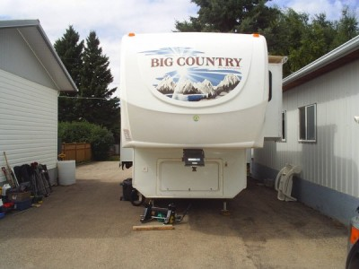 2008 Big Country 3250TS