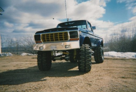 1978 Ford Custom