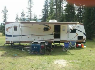 2009 Dutchmen Denali 30Ft