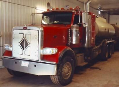 2008 Peterbilt 388/Jasper Tank