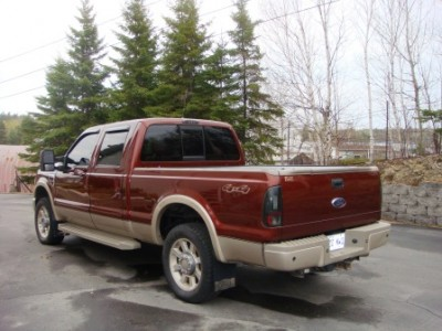 2008 Ford F-250 SD King Ranch Crew Cab 4WD Turbo Diesel