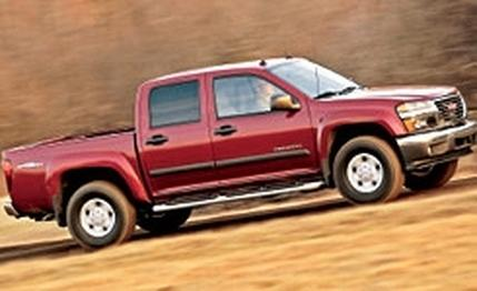 2006 GMC Canyon LT