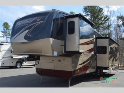 2010 Forest River Cardinal 3100RK
