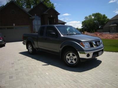 2008 Nissan Frontier SE King Cab V6 4WD