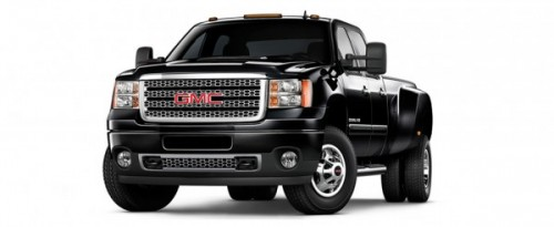2013 GMC Sierra 3500HD Denali Dually