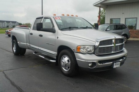 2004 Dodge Ram 3500 Laramie Dually 1Ton