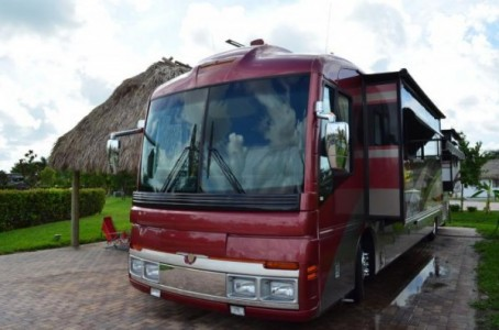 2003 Fleetwood American Eagle 40ft