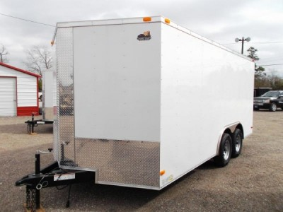2015 Cargo Mate Enclosed Trailer 16Ft
