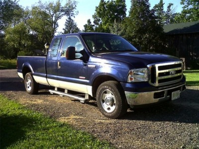 2006 Ford F-250 SD Ext Cab TURBO DIESEL
