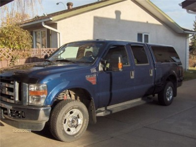 2010 Ford F250 Super Duty Crew Cab 3/4 ton Crew Cab