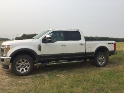 2017 Ford F-350 Crew Cab 4WD