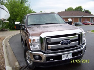 2012 Ford F-250 Lariat SD