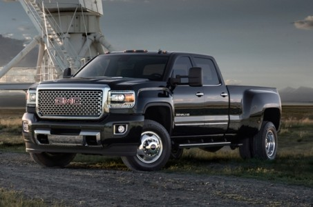 2015 GMC Sierra 3500 Dually LTZ