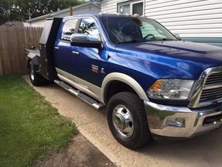 2010 Dodge 3500 Dually Welding Truck