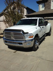 2012 Dodge 3500 SLT Dually