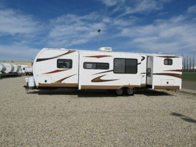 2012 Pacific Coachworks Panther Premier 31FBSS
